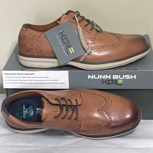 Men's Nunn Bush Oxford Shoes